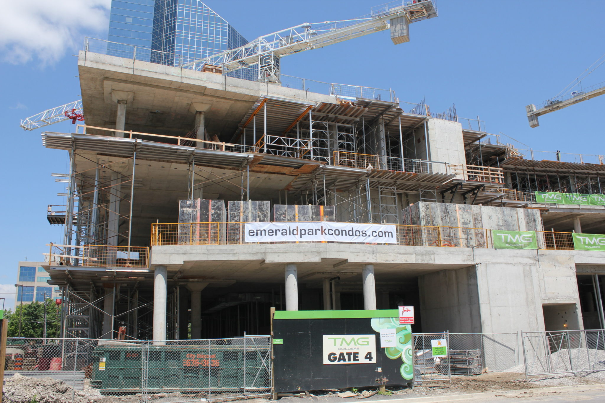 Commercial Real Estate Toronto Construction