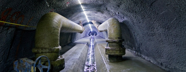 Deep lake underground cooling system. (jon.muldoon / Flickr)