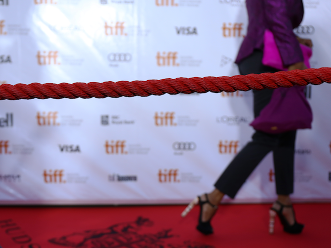 Toronto International Film Festival : TIFF Celeb Spotting