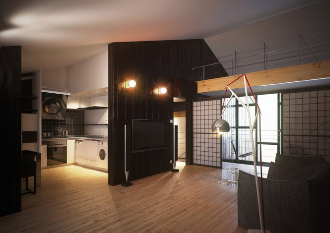 Japanese-Traditional-House-with-a-Modern-Twist-interior-decoration
