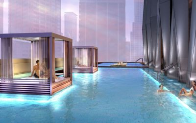 Spa Outdoor Pool