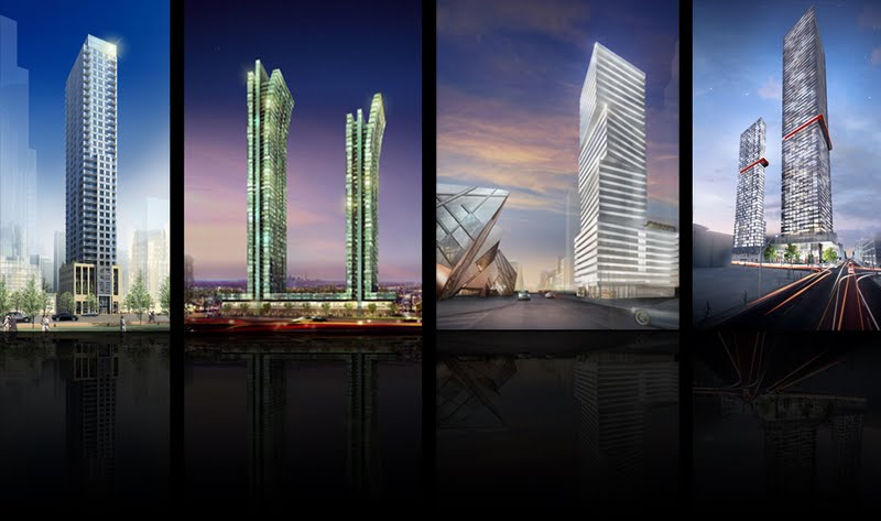 luxury condo developments