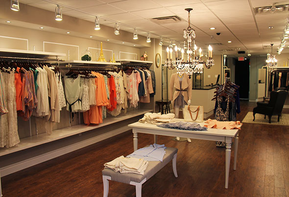 best shopping for women in Yorkville
