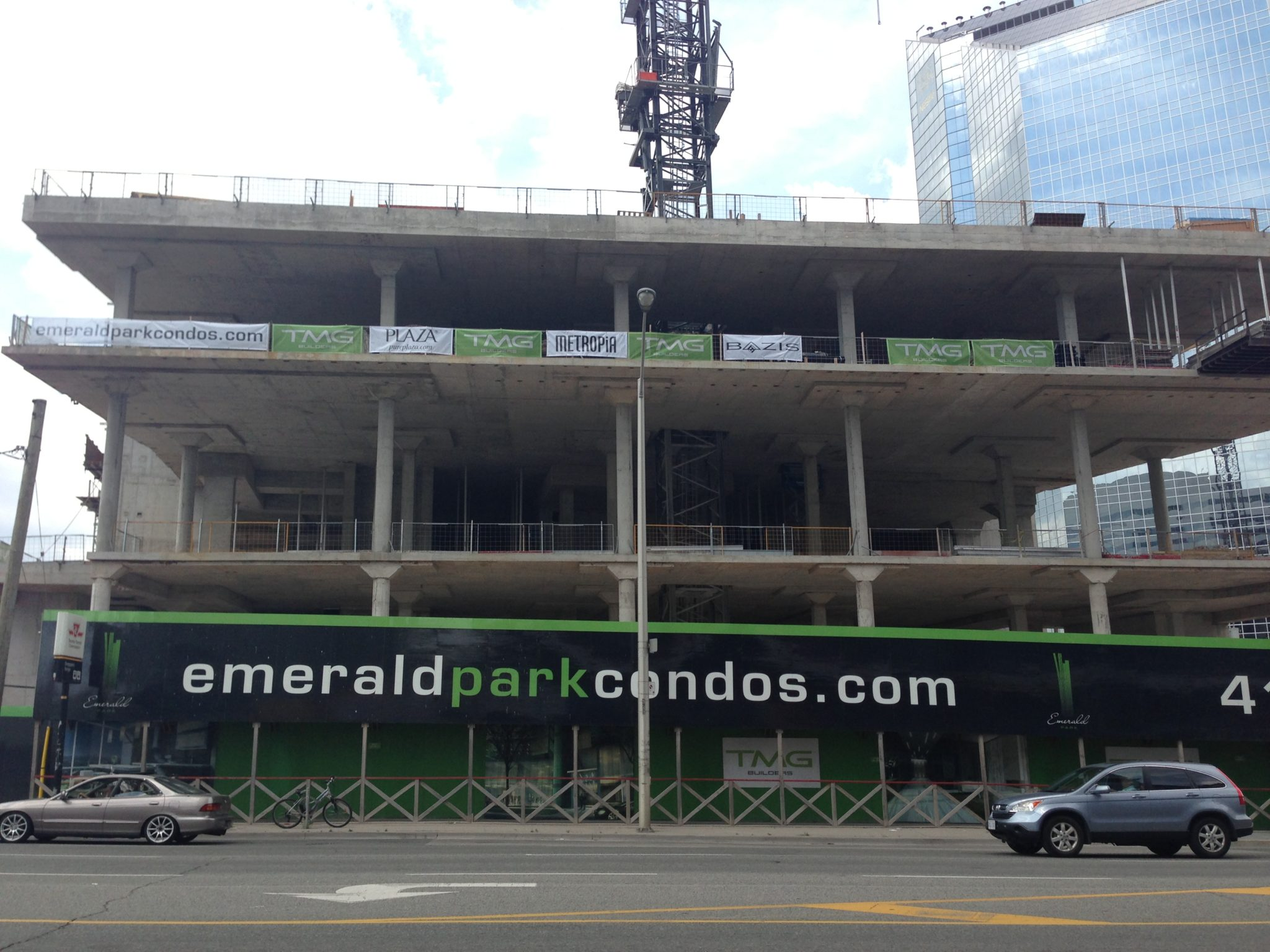 New construction condos in Toronto: Emerald Park