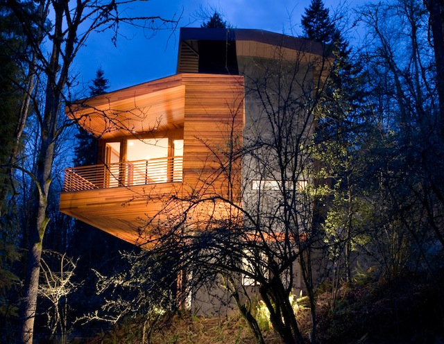 Architecture in Films: Hoke Residence