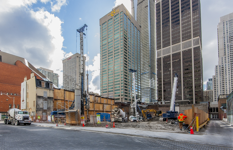 yorkville construction