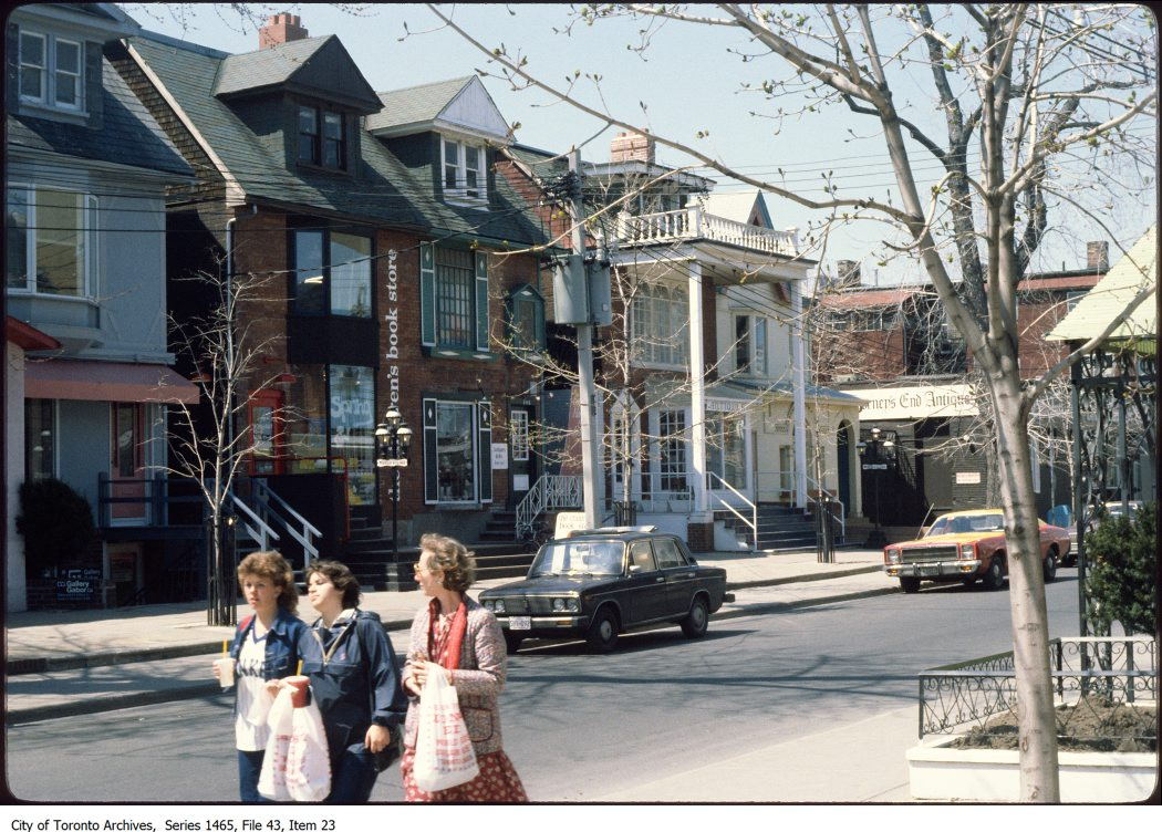 District, Yorkville. - [ca. 1988]
