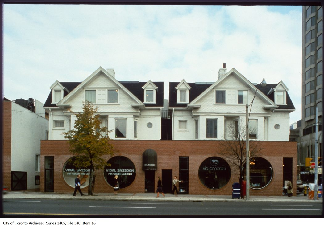 North Midtown/Yorkville. - 1968-1985