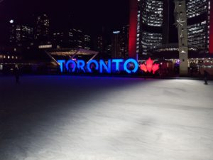 Nathan Phillips Square's Cavalcade of Lights