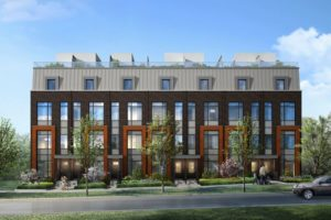 New Modern Townhouses for Sale