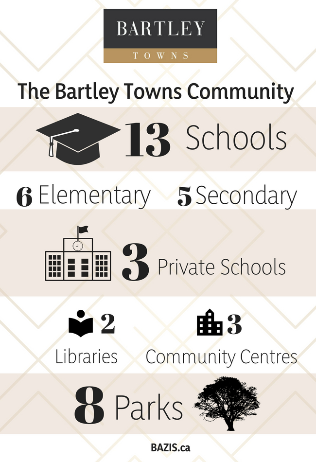 BAZIS Bartley Towns Community Infographic