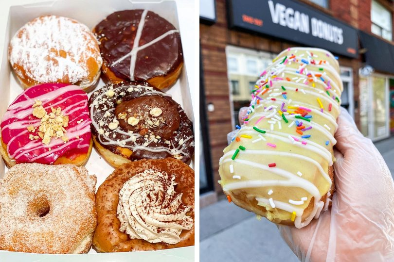 toronto desserts recommended by bazis
